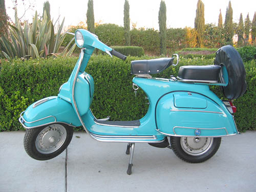 vespa from classicvespa