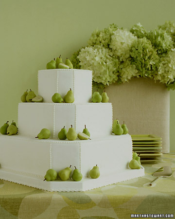 Martha Wedding Cake