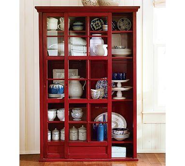 pb glass cabinet
