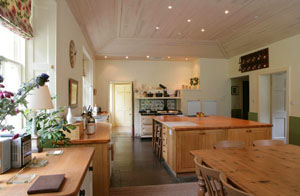 Hoscote House Kitchen, Hawick