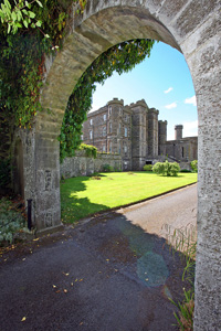 Pitfour Castle, Perth